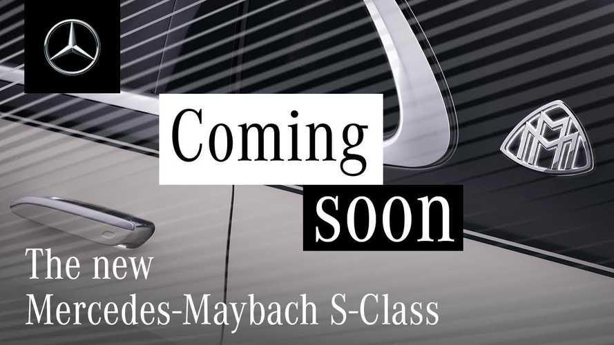 2021 Mercedes-Maybach S-Class Debuts Today: See The Livestream Here