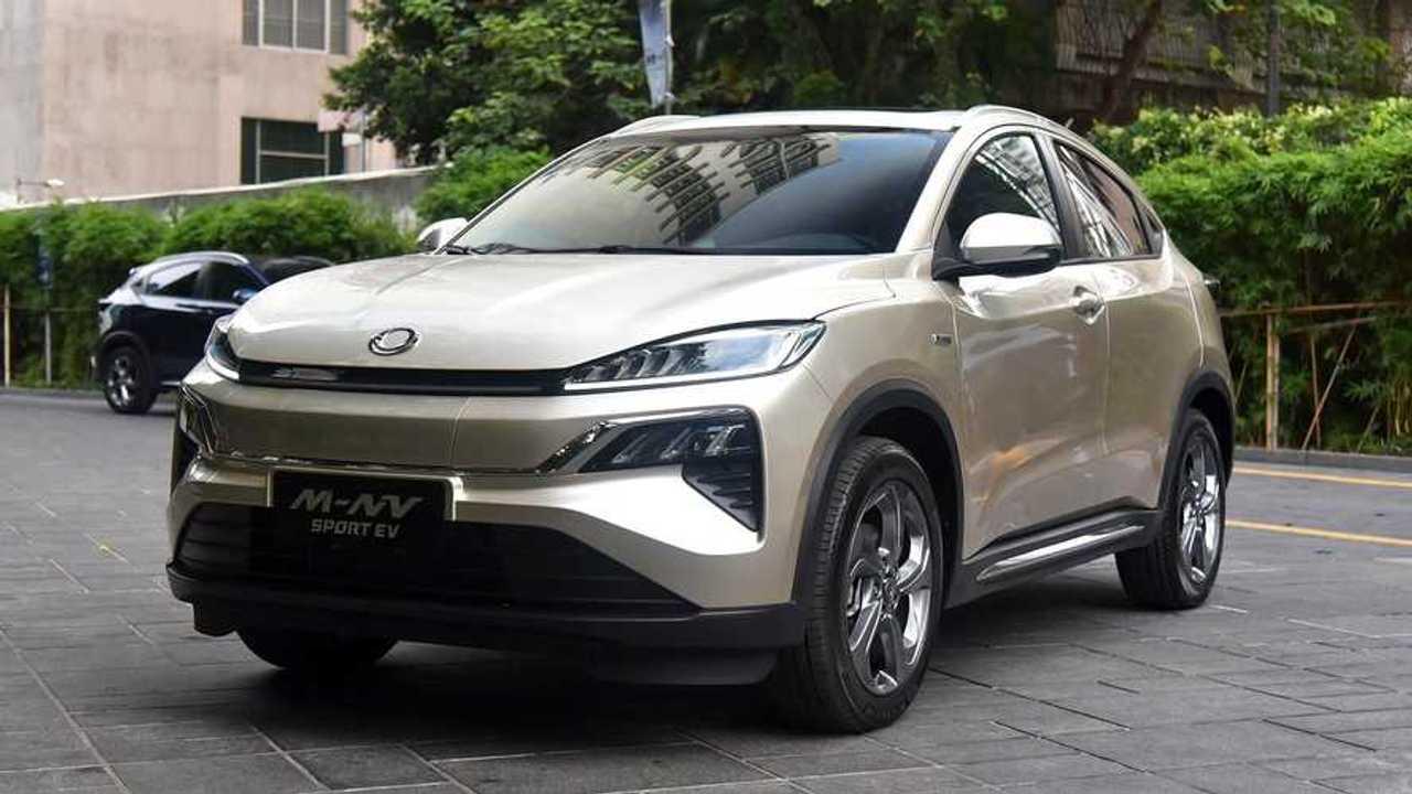 Dongfeng Honda M-NV