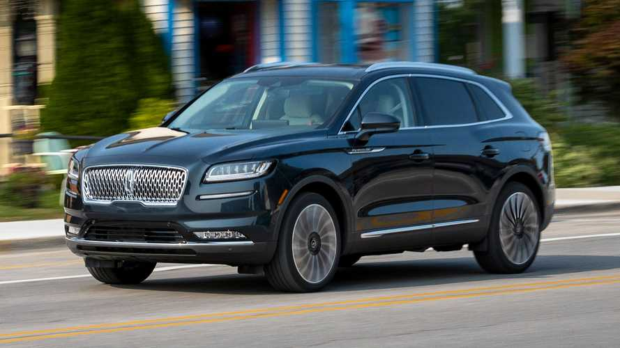 2021 Lincoln Nautilus Gets Big Interior Updates, Minor Styling Changes