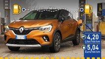 Tatsächlicher Verbrauch: Renault Captur E-Tech Plug-in 160 im Test