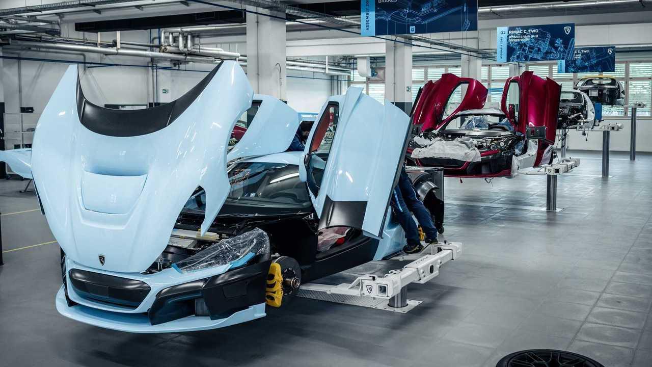 Porsche to grow stake at Rimac