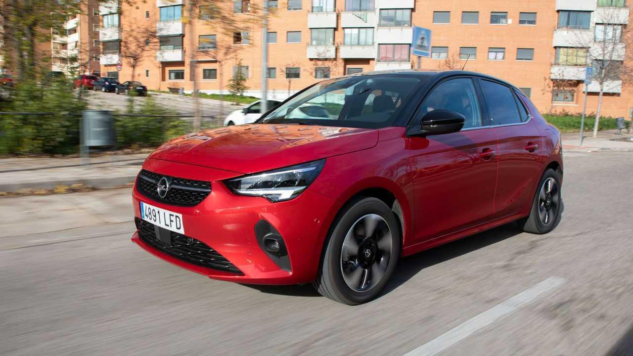 Teste Opel Corsa-e 2020 - movimento