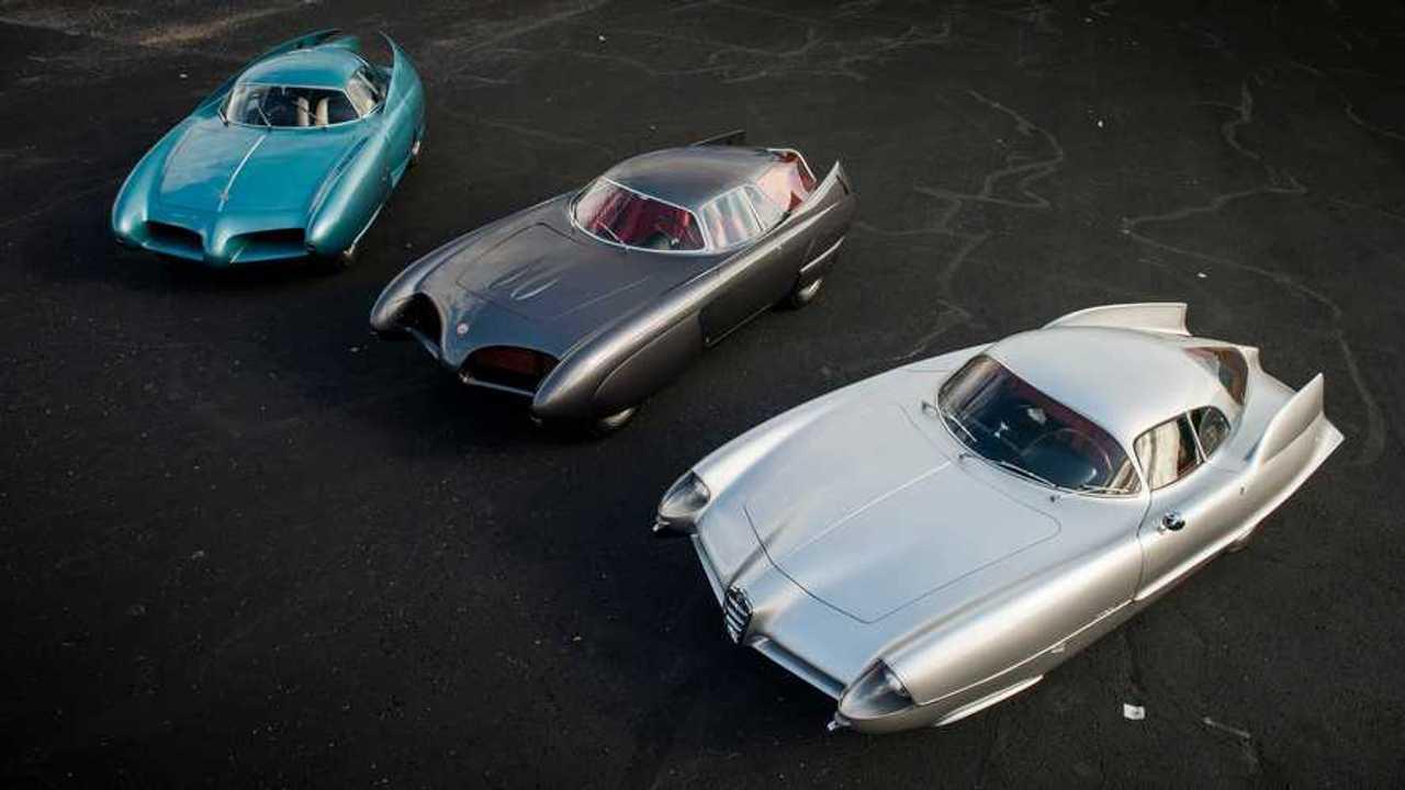 Alfa Romeo Bertone B.A.T.