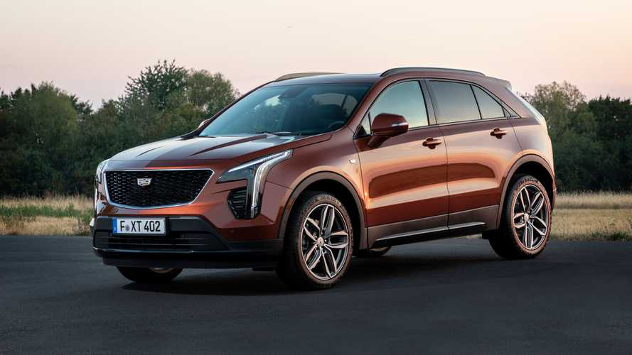 2021 Cadillac XT4 Revealed For Europe With Diesel Power