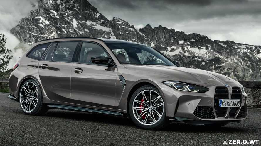 Petition For Bringing BMW M3 Touring Wagon To US Is Gaining Steam