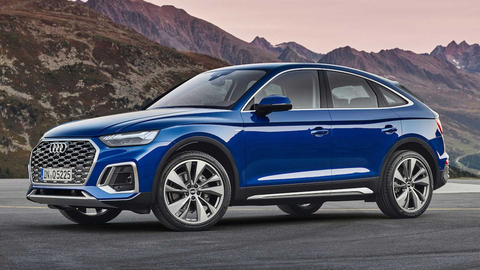 2021 Audi Q5 Sportback Revealed With Sleeker Look, Same ...
