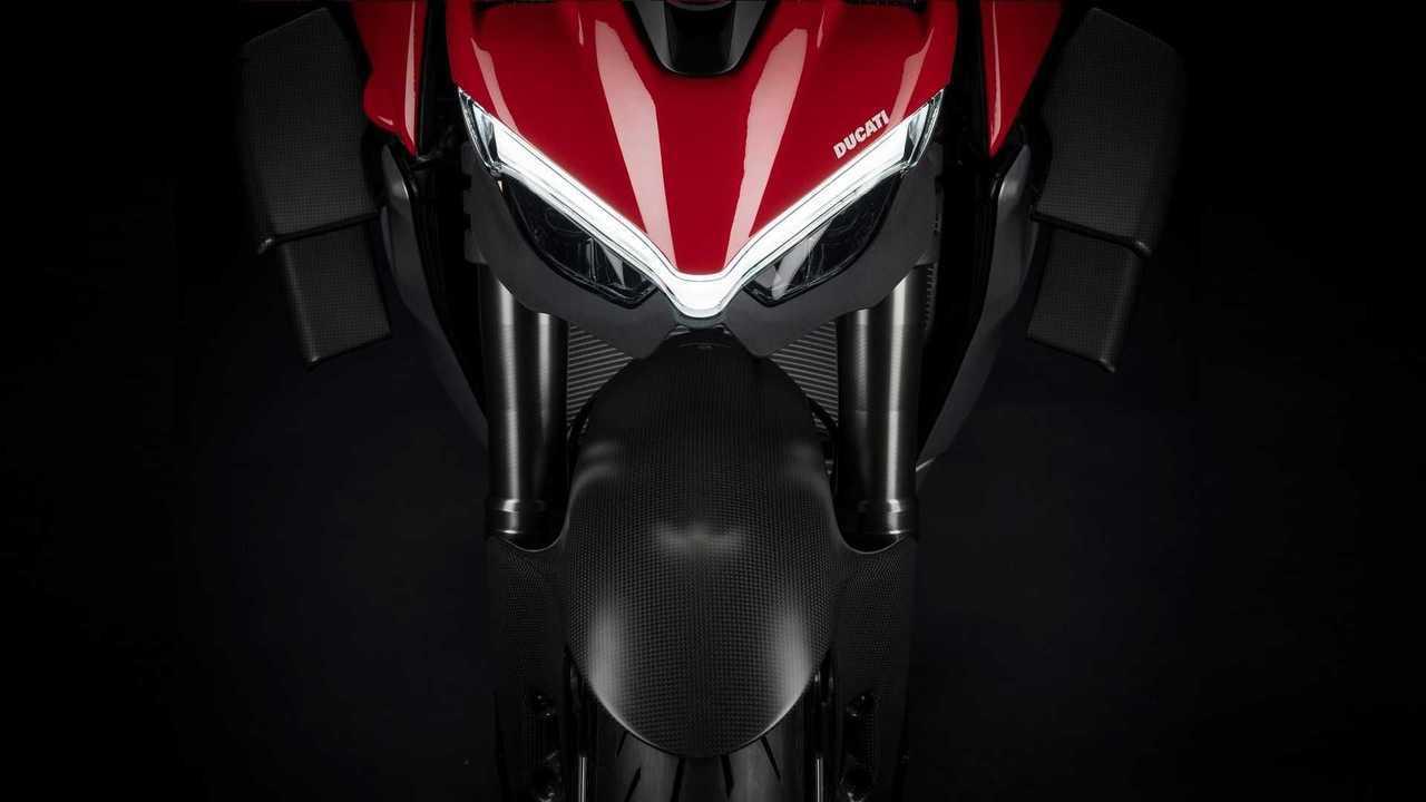Ducati Streetfighter V4 Performance Accessories - Bi-Plane Wings