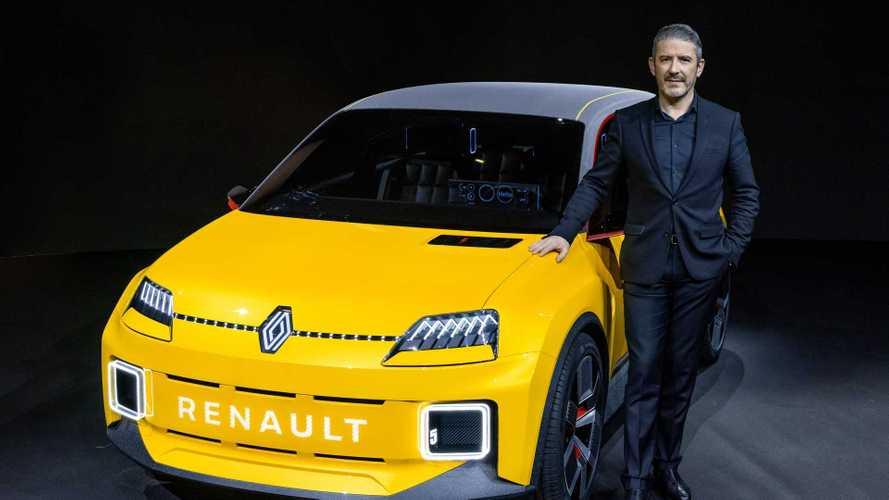 Renault возродила культовый R5 в виде доступного электрокара