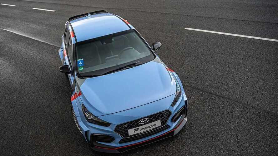 Hyundai i30 N Prior Design Widebody