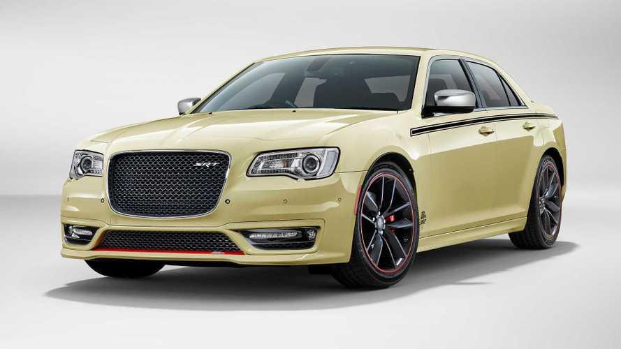 Chrysler Kills The 300 SRT In Australia To Quench America's V8 Thirst