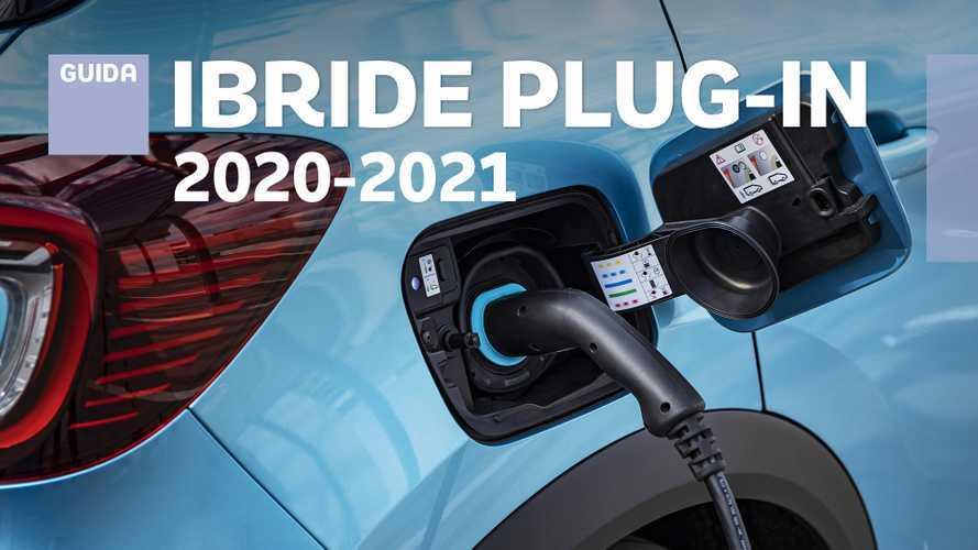 Auto ibride plug-in, tutte le novità e i prezzi 2020-2021