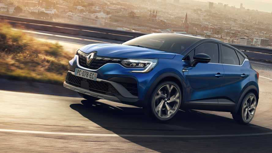 Renault Captur E-Tech ibrida full hybrid (2020)