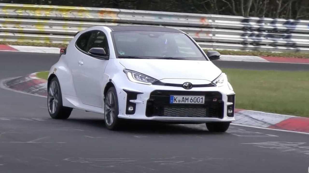 Toyota Yaris GRMN Nürburgring Casus