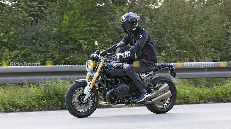 Spotted: The BMW R nineT Lives On Thanks To Minor Updates