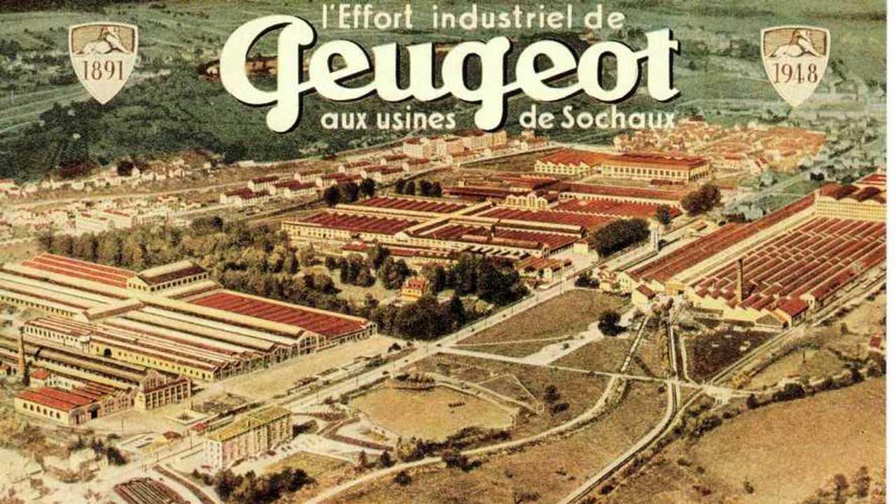 Storia Peugeot apertura