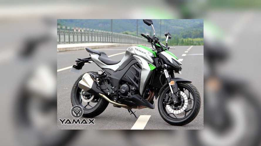 The Yamax Z400 Is A Straight Up Kawasaki Z1000 Clone