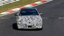 New BMW 2 Series Coupe spy photos