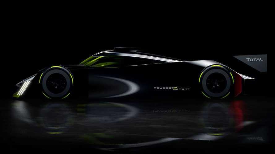 Peugeot svela l'hypercar per Le Mans, anche stradale da 680 CV