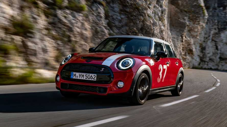MINI Cooper Paddy Hopkirk Edition, tributo al Rally di Montecarlo