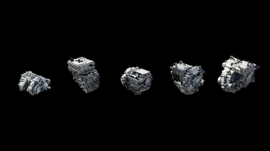 GM показал электрические силовые установки нового поколения