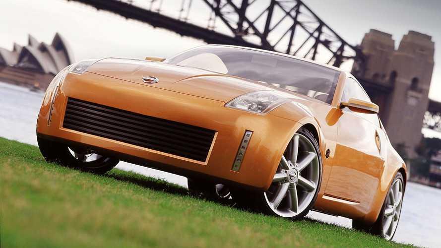 Nissan Z Concept, chi ricorda l'anteprima della 350Z?