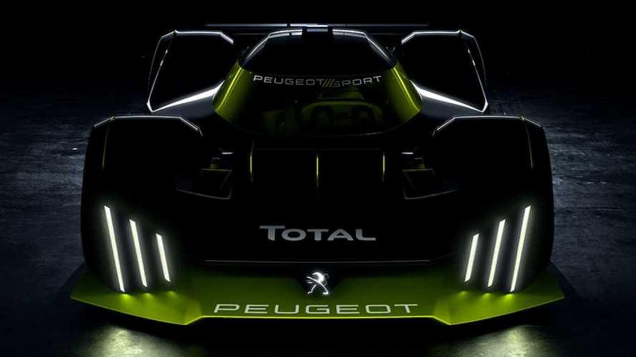 Peugeot Sport Hypercar