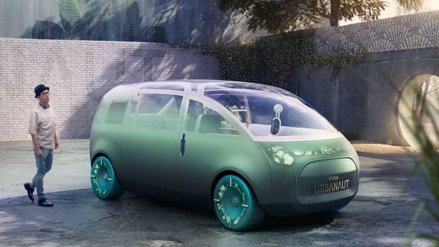 MINI Vision Urbanaut Concept: solución de movilidad urbana