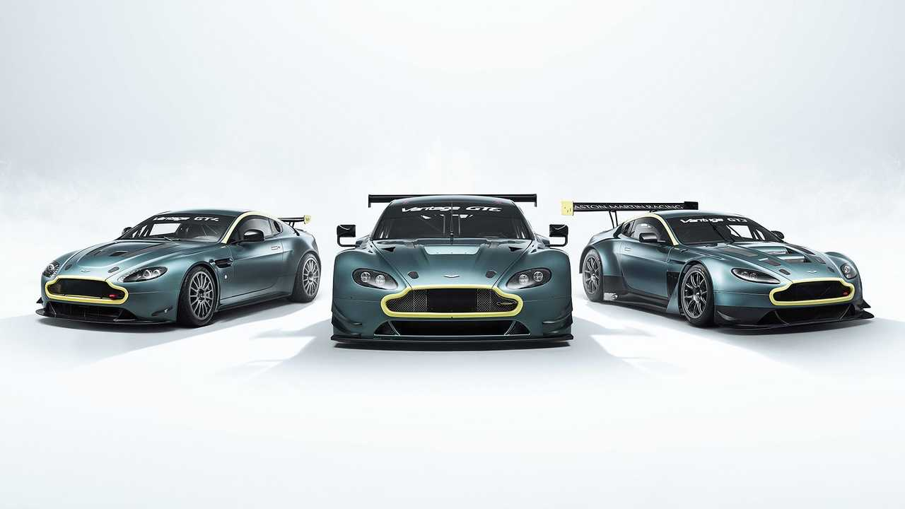 Collection Héritage Aston Martin Vantage