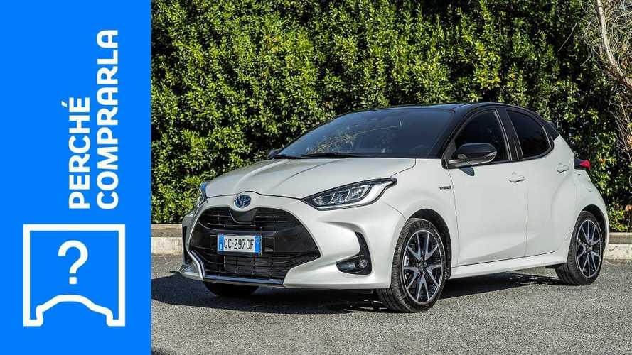 Toyota Yaris Hybrid, perché comprarla e perché no