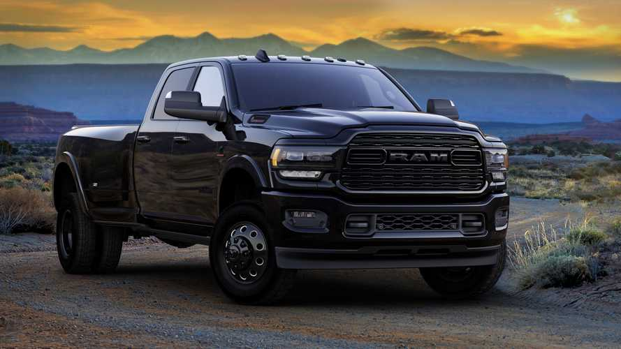 RAM heavy duty e non, arriva la Night Edition