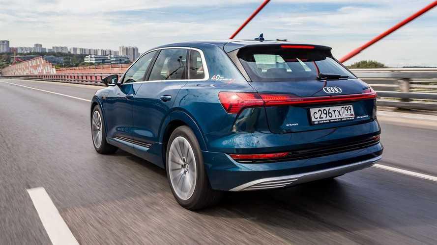 Рост продаж электромобилей в России замедлился