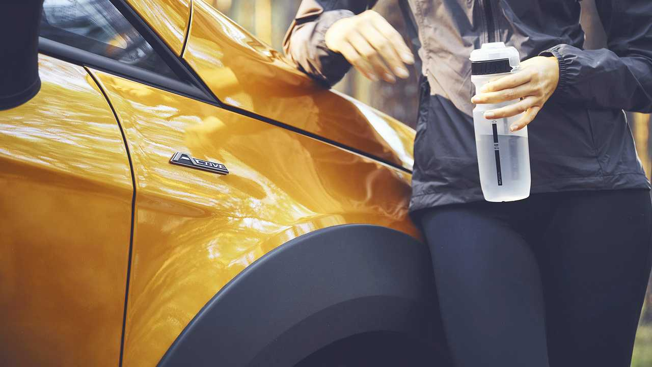 Ford EcoSport Active, il teaser