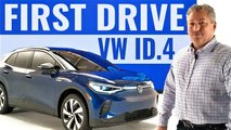 volkswagen id4 first drive review