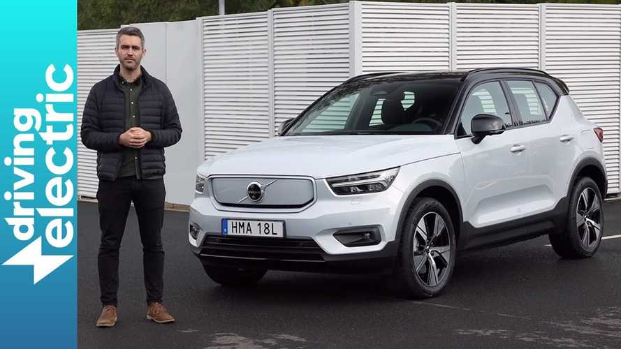 Volvo XC40 Recharge P8 Reviewed: More Than Just A Polestar 2 On Stilts?