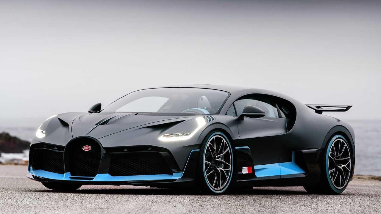 Bugatti Divo Exterior