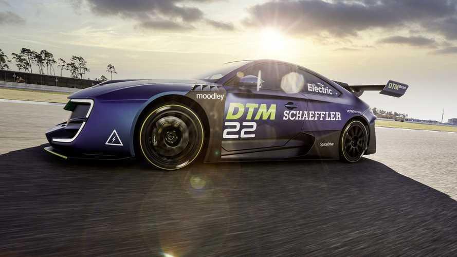 Самым мощным классом новых гонок DTM станут электромобили