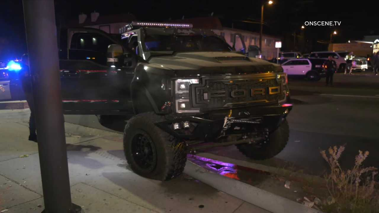 Hennessey VelociRaptor Crash