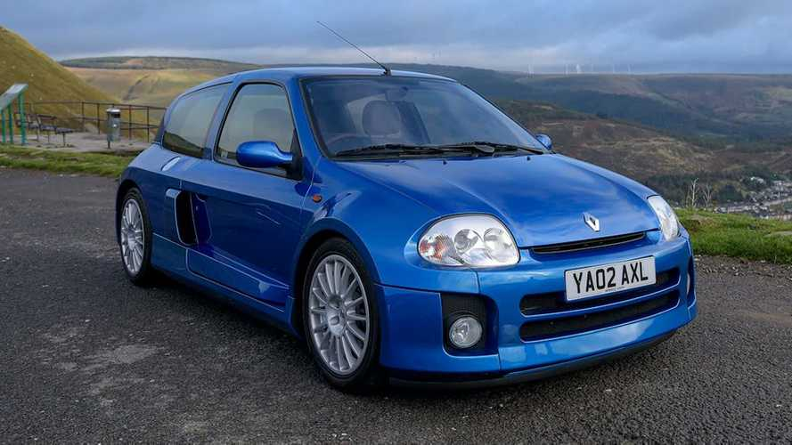 Renault Clio V6 phase 1 (2002)