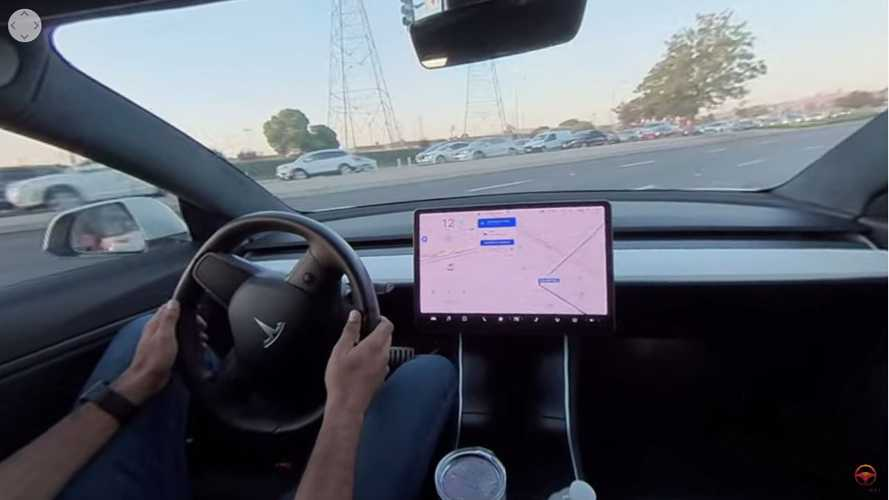 Watch The Most Telling Tesla Full Self-Driving Beta Videos To Date