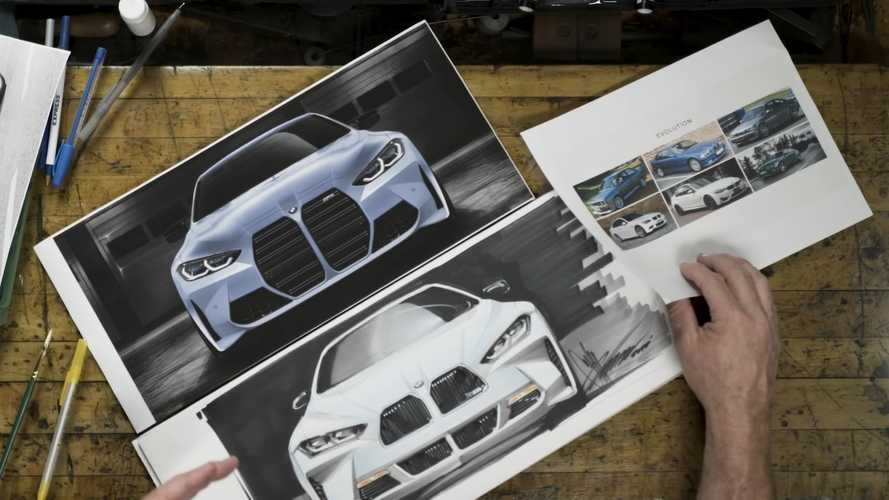 Here's How Chip Foose Would Redesign BMW's New Grille