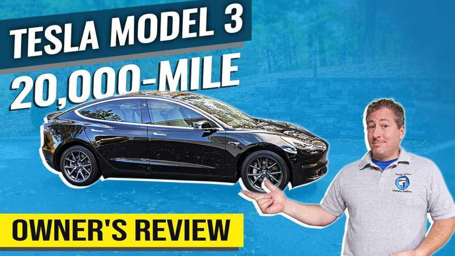 Tesla Model 3 20,000-Mile Owner's Review