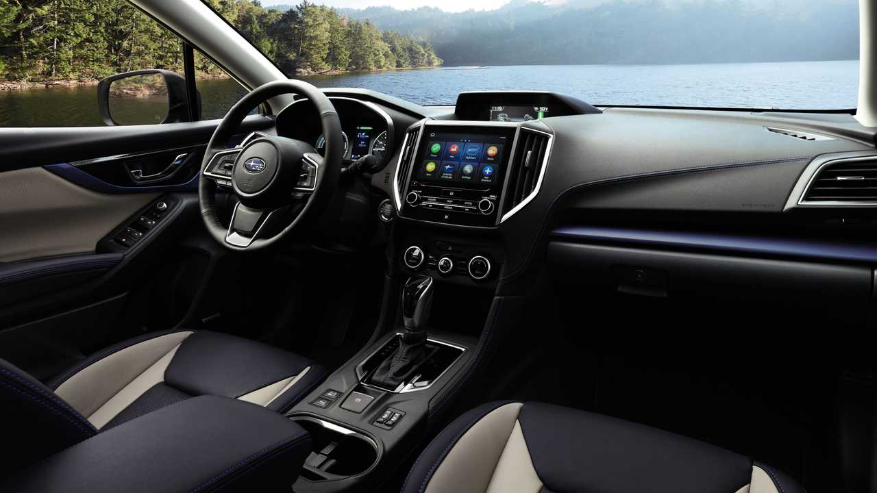 Subaru Crosstrek Hybrid (2021)