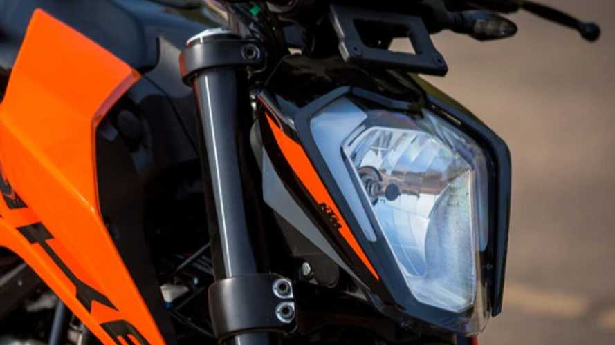KTM Launches 2021 125 Duke In Indian Market