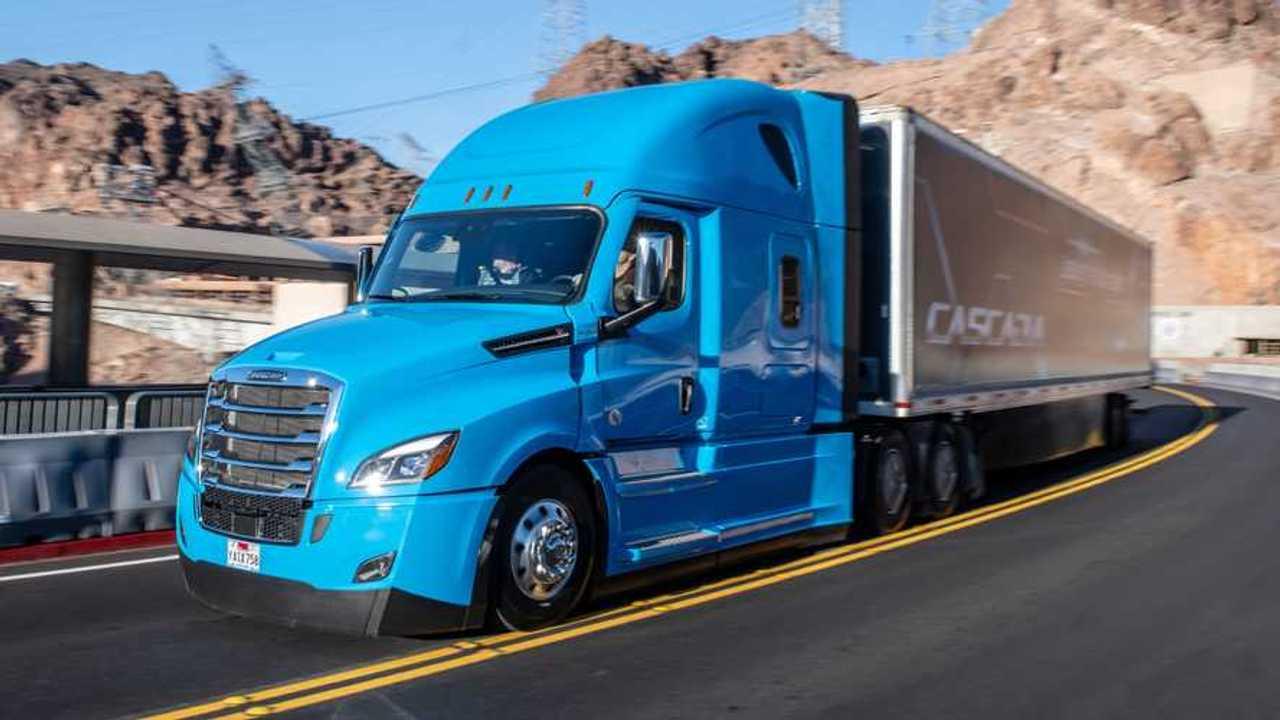 Daimler Waymo Otonom Ağır Ticari Araçlar