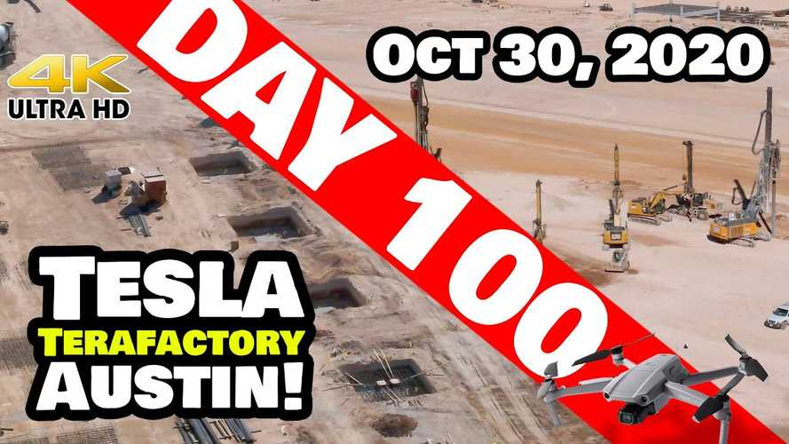 Tesla Giga Austin: 100 Days Since Announcement Of Factory