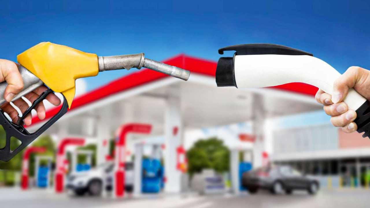 Benzinai colonnine