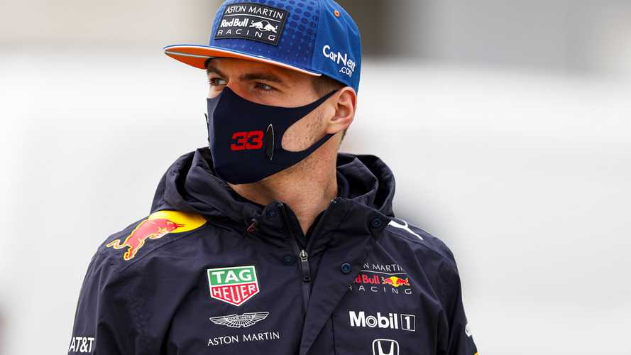 Portimao radio comments 'not correct', says Verstappen