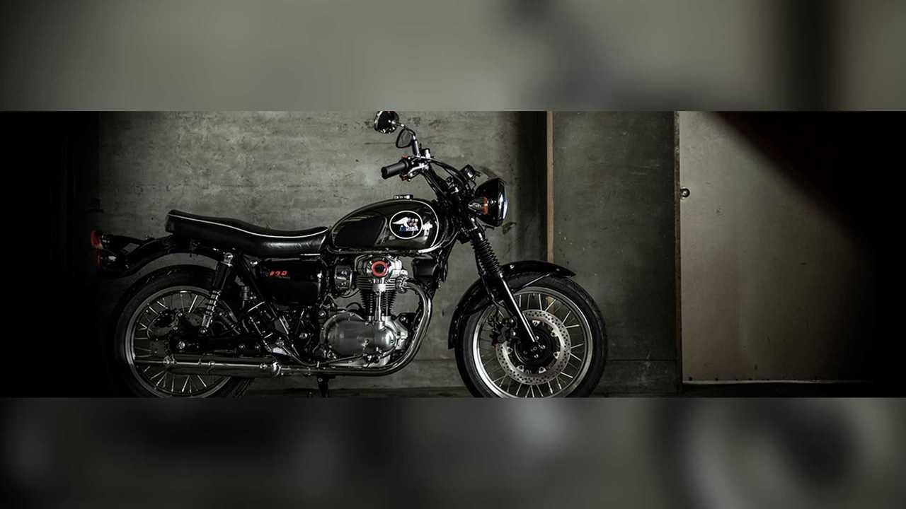 2021 Kawasaki Meguro K3