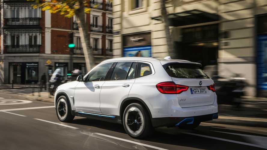 BMW iX3 2021: el futuro de la marca alemana ya está aquí