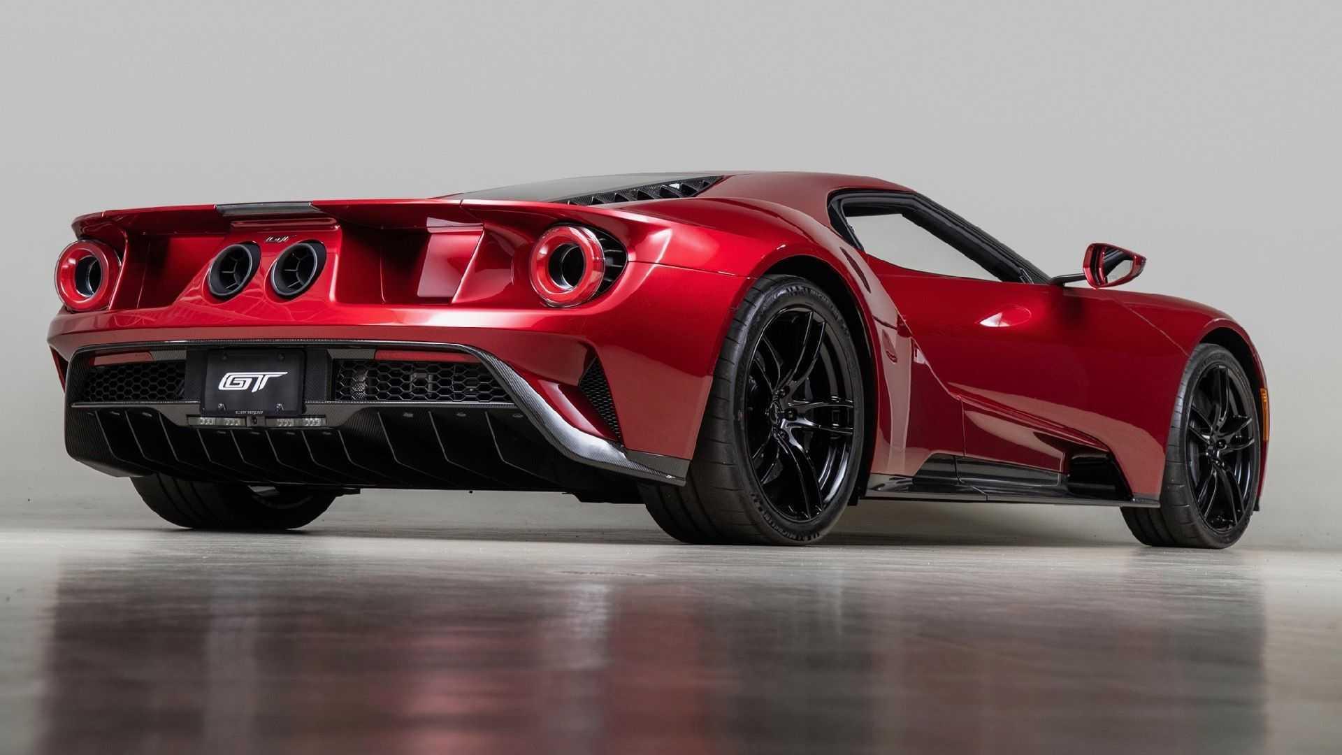 Cette Ford GT appartenant à son propre designer est en vente